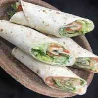 WRAPS EN MINI BROODJES