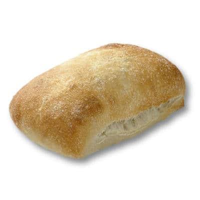 ciabatta broodje met beleg